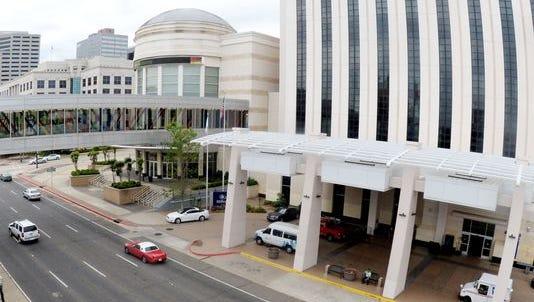 The Shreveport Convention Center