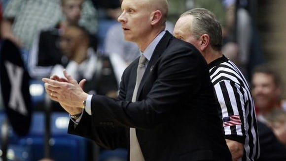 Xavier's Chris Mack and other Big East coaches are