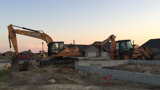 Sioux Falls has exceeded $500 million in construction value.