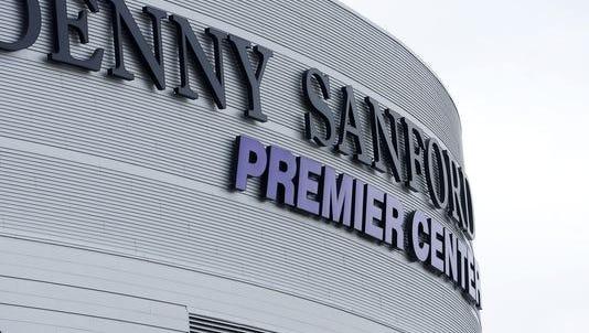 The Denny Sanford Premier Center.