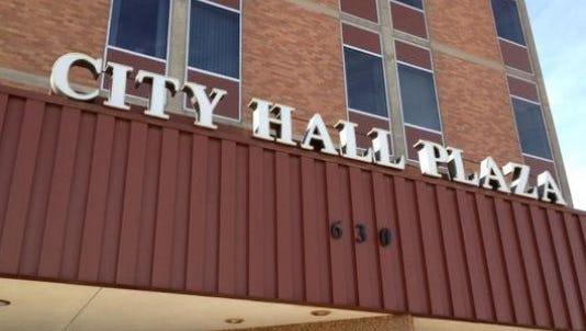 Marshfield City Hall, 630 S. Central Ave.