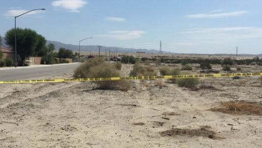 Riverside County sheriff's investigators arrested a suspect in the death of a man who was found inside a burning vehicle on Aug. 14.