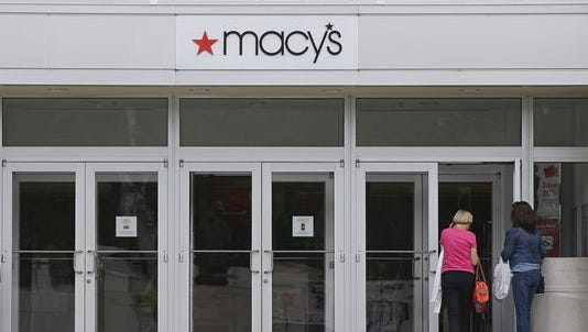 Macy's is closing 40 stores.