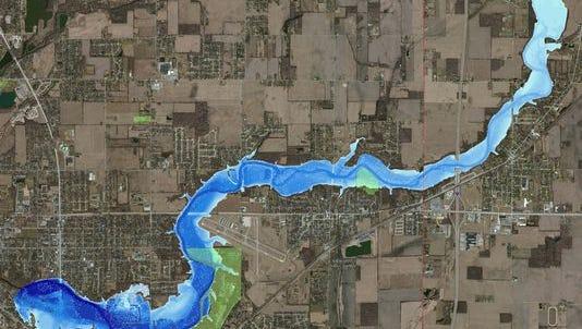 Proposed Mounds Lake