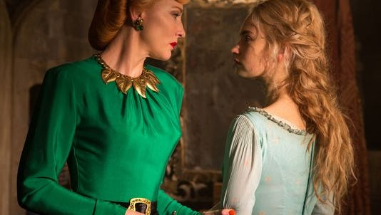 Cate Blanchett S Wardrobe Is The Star Of Cinderella