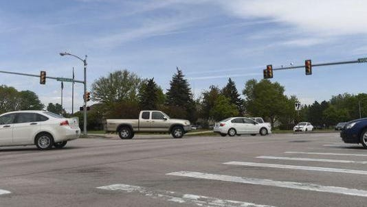 The final leg of construction at the intersection of Horsetooth and Timberline roads will start Friday and last until next Wednesday.