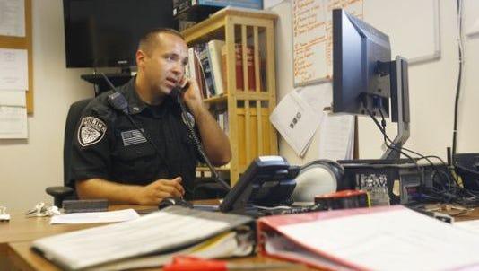 Yorktown Police Log