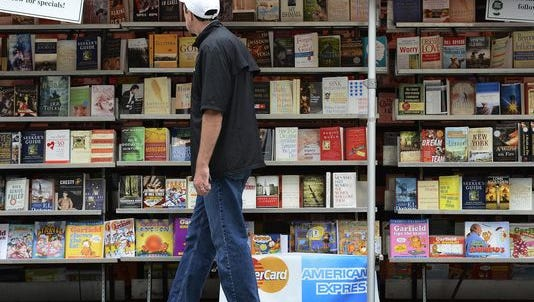 The Southern Festival of Books returns Oct. 14-16.
