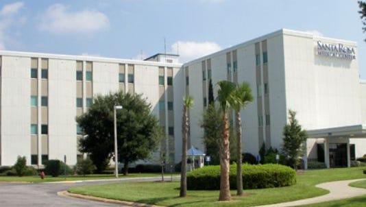 Santa Rosa Medical Center.
