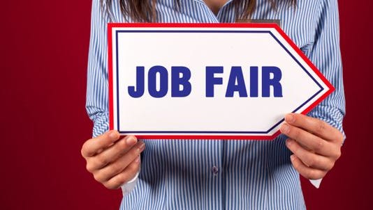 The Gloucester County Job Fair will be held at Rowan College at Gloucester County.