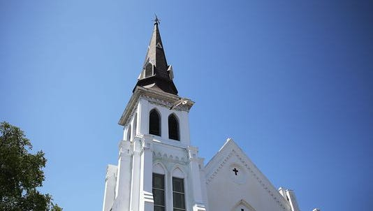 The most infamous of mass shootings this year occurred in Charleston, when a white male was accused of walking into Mother Emanuel AME Church in Charleston and shooting to death eight black parishioners and their pastor, Sen. Clementa Pinckney, after a Bible study meeting. A federal grand jury indicted Dylann Roof on hate-crimes and other charges, and federal prosecutors have alleged Roof had racial motives in his attacks.