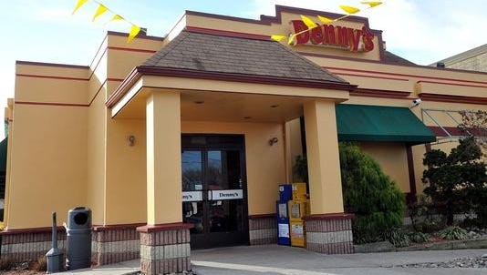 Denny's Restaurant at Landis Avenue and Delsea Drive.