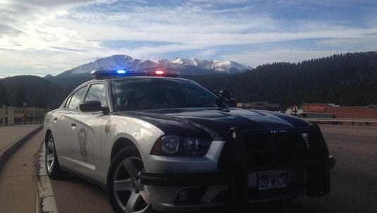 Colorado State Patrol will increase patrols over the weekend.