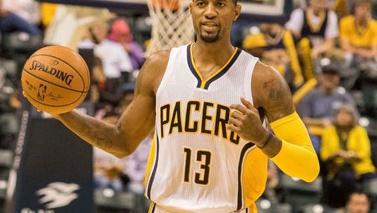 Paul George is looking good as the Pacers set to open their regular season against the Toronto Raptors Wednesday.