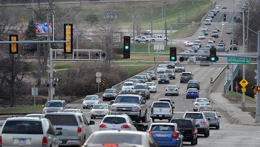 Most travelers plan to drive this Labor Day weekend.