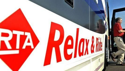 The RTA (Regional Transportation Authority) Relax & Ride buses include three routes into Rutherford County.