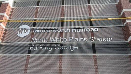 Metro North's new commuter garage in North White Plains