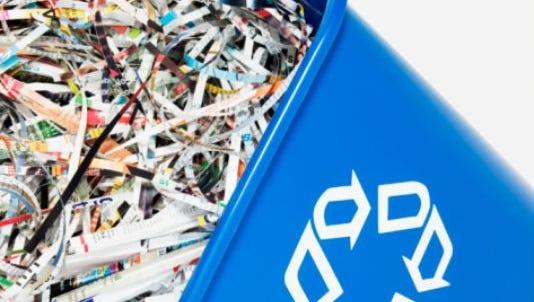 Burlington County hosts a shredding, recycling event on Saturday.