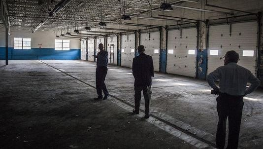 Two grants from Ball Brothers Foundation have been awarded to projects related to GearBox: Muncie — A Maker Hub, planned for the former Cintas industrial laundry building downtown.