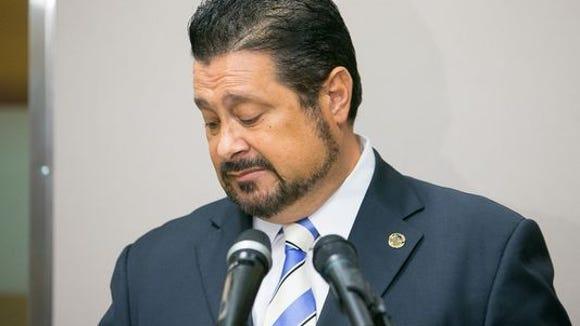 Phoenix Councilman Michael Nowakowski