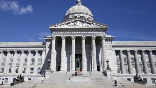 Missouri senator objects to study on abortion waiting period.