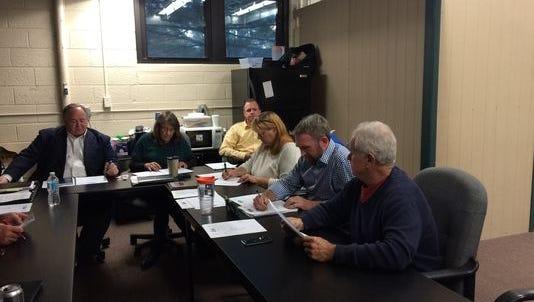 SELCRA members met in October to discuss its future.