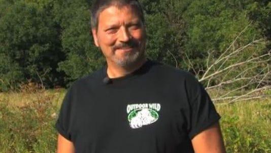 Dean Romano, host of Outdoor Wild