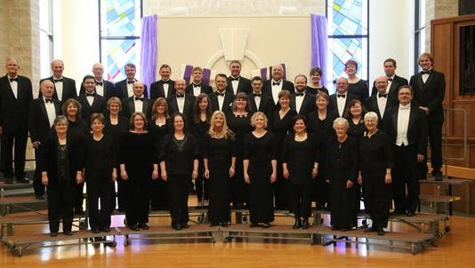 """The Central Chamber Chorale will perform a variety of choral music with """"Baroque to Folk""""as the theme."""