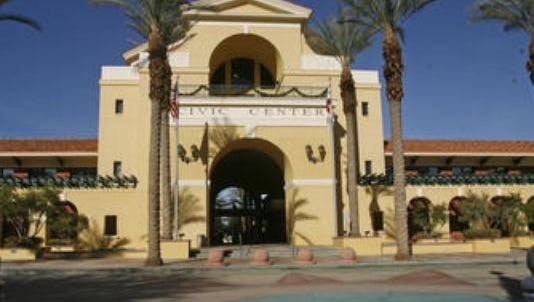 Cathedral City Hall