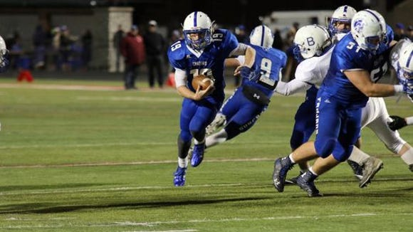 Bishop Chatard faces Gibson Southern on Saturday.