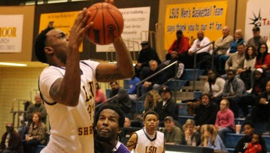 Lyndale James has been named the Red River Athletic Conference  Player of the Week.
