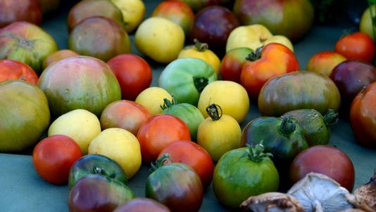 Enjoy a few different farmers markets in the area this weekend, including one in Pace and one in Perdido.