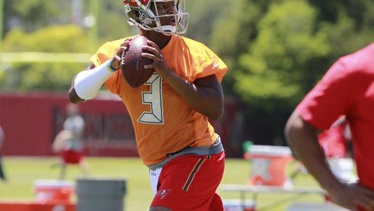 Buccaneers quarterback Jameis Winston has thrown just two interceptions over the last five games for Tampa Bay.