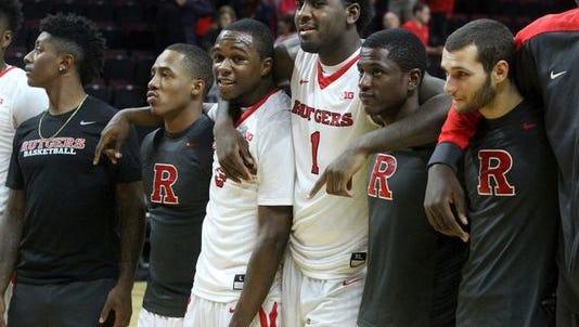Rutgers has two winnable games in Las Vegas this week.
