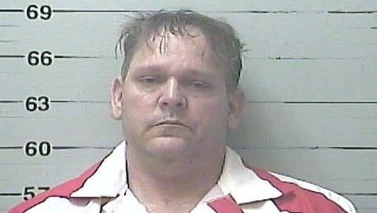 Johnny Max Mount, 45, is accused of fatally shooting a Biloxi Waffle House employee in the head early Friday morning, when she told him he couldn't smoke inside the restaurant.