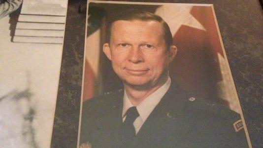 Maj. Gen. Will Hill Tankersley died Saturday.