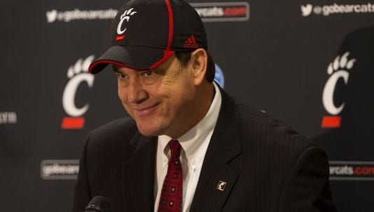 UC athletic director Mike Bohn is leading the drive to raise money for Fifth Third Arena renovations,  while also still paying for Nippert Stadium construction. Both projects are being funded privately.