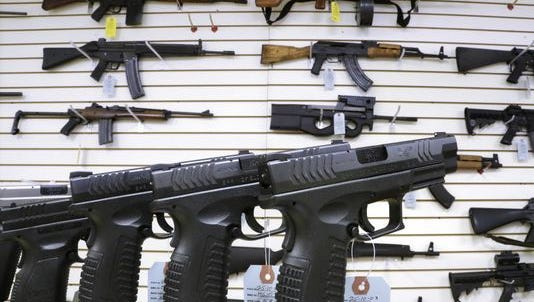 Ban assault weapons and improve background checks.