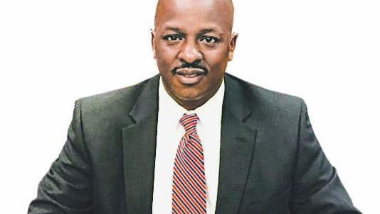 Andre Harrison is the current Elmore County Superintendent.