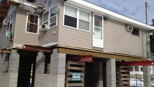 The issue of building heights is back on the agenda for Dewey Beach.