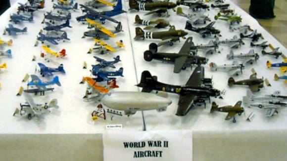John F.M. Wolfe of West Manchester Township collected model airplanes for years. Now, he's moving his collection to a museum.