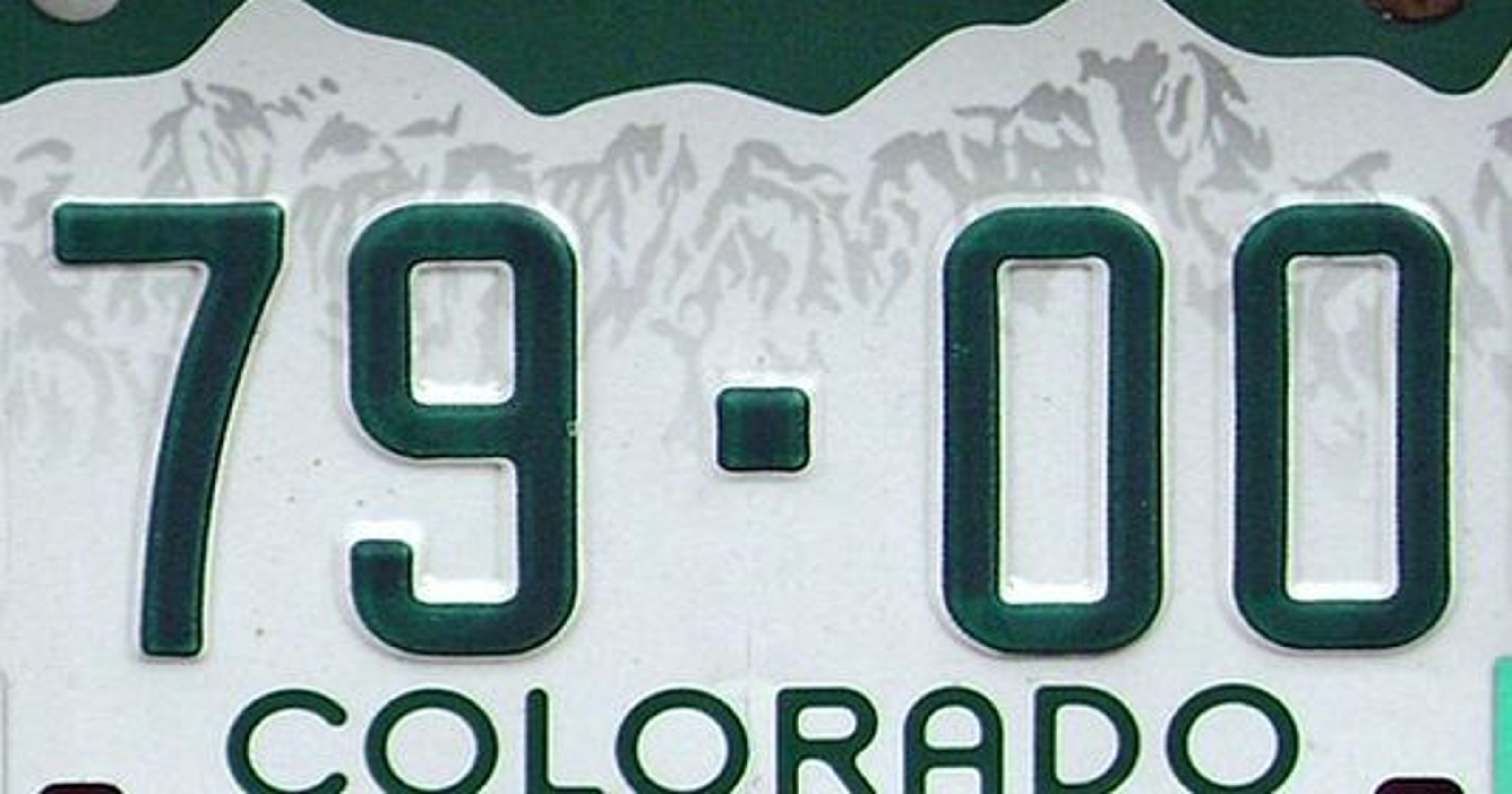 Colorado DMV: Don't count on postcards for vehicle registration
