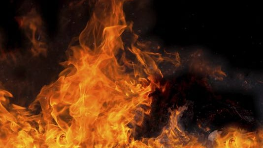 A fire destroyed a house in Kirkwood Saturday morning.