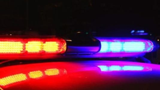 New Castle County Police arrested a 16-year-old on weapons charges Friday.