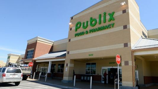 Publix opened its Asheville store last April. The company has plans for a new store in Hendersonville.