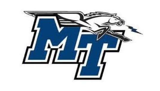 MTSU logo.