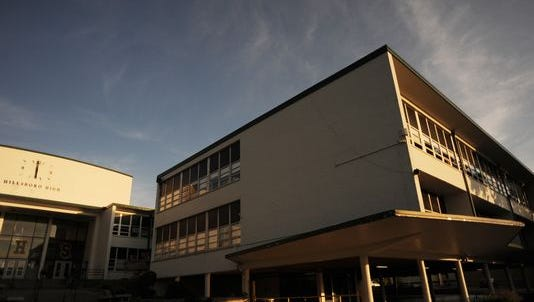 Hillsboro High School