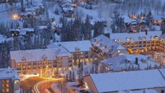 Vail Mountain Resort.