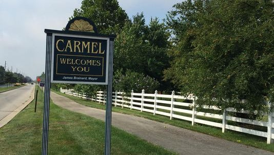 Hamilton County has enjoyed the fastest population growth in Indiana since 2010. Many of its cities, such as Carmel, have grown by double-digit percentages.
