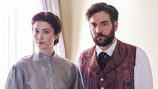 'The Returned's Mary Elizabeth Winstead and 'How I Met Your Mother's Josh Radnor star in the new PBS historical drama, 'Mercy Street.'